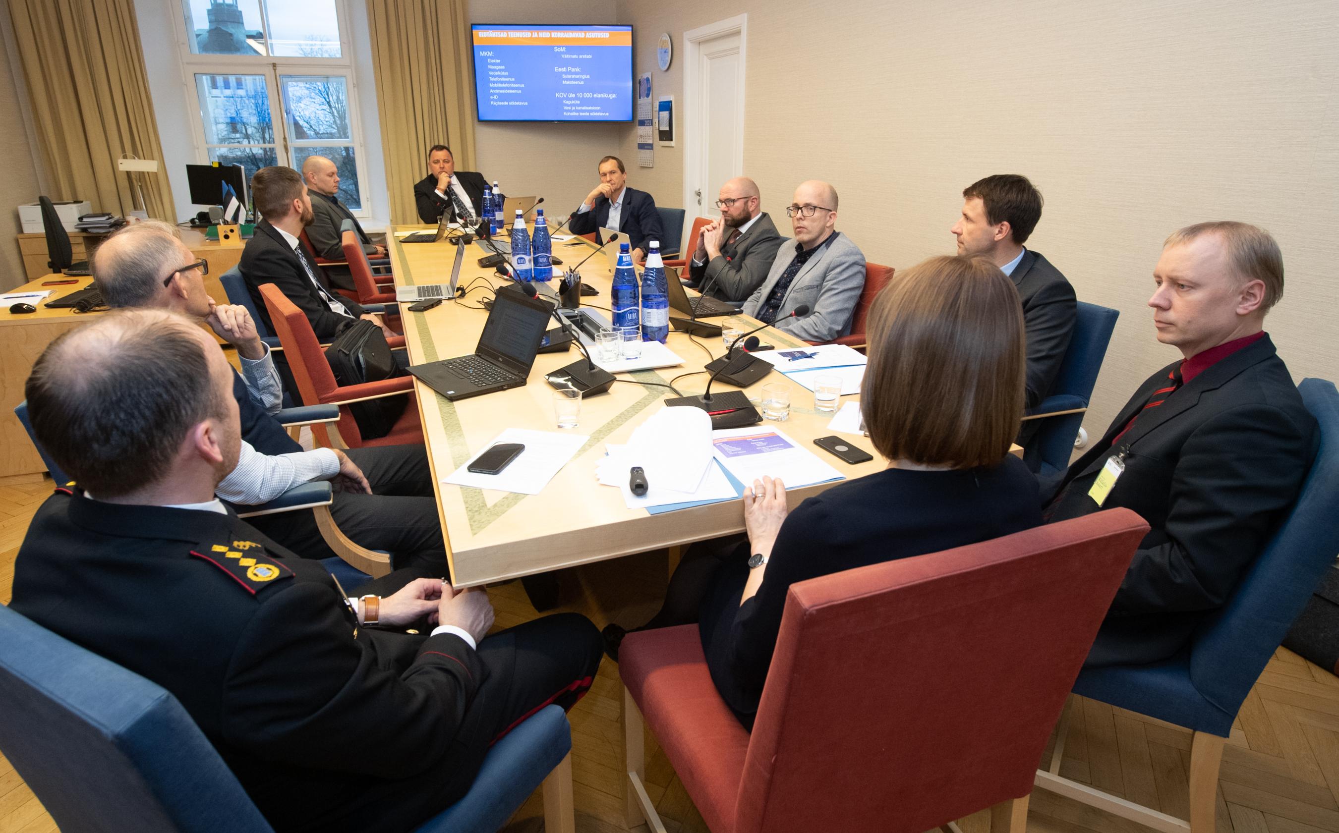 Majanduskomisjon sai ülevaate oktoobritormist õpitust