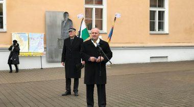 President of the Riigikogu Henn Põlluaas: Tartu Peace Treaty