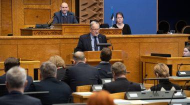 Riigikogu liige Kalev Kallo