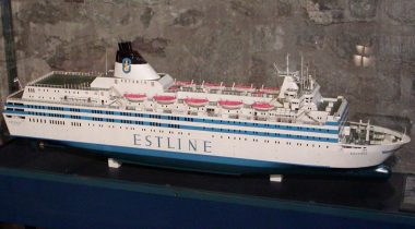 MS Estonia mudel Foto: Stan Shebs, Wikipedia