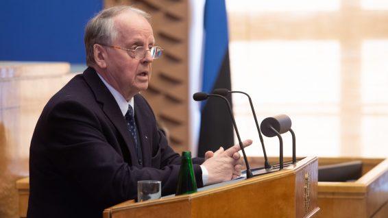 Väliskomisjoni esimees Enn Eesmaa