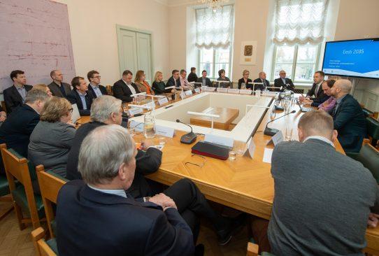 Rahanduskomisjoni ka majanduskomisjoni ühisistung
