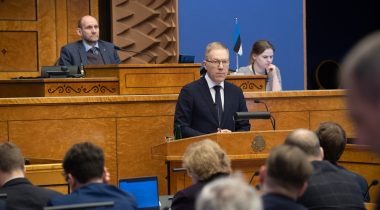 "The Riigikogu passed the Statement ""On Historical Memory and Falsification of History"""