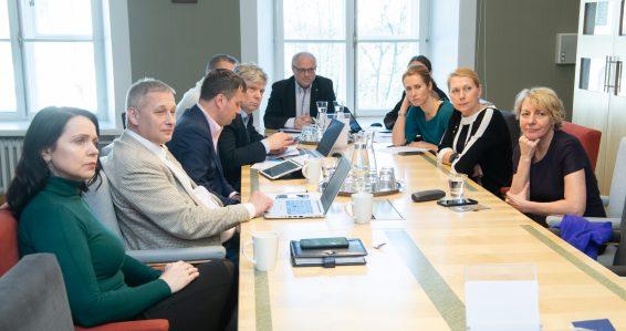 Põhiseaduskomisjoni istung