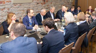 Комиссия по социальным делам: в Эстонии нет причины вводить чрезвычайное положение в связи с коронавирусом. Foto: Erik Peinar