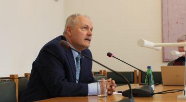 Пыллуаас подчеркнул важность сотрудничества с коллегами из Северных и Балтийских стран при отказе от ограничений