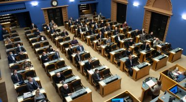 The Riigikogu passed an Act relating to the implementation of the emergency situation