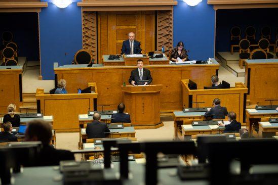 Riigikogu täiendav istung