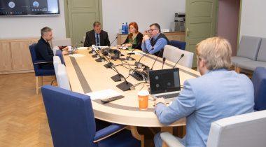 Правовая комиссия поддержала организацию электронных собраний