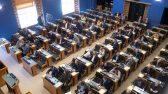 The Riigikogu legalised holding plenary sittings by remote attendance