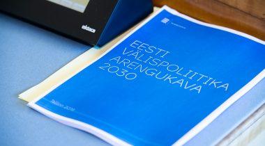 Eesti välispoliitika arengukava aastani 2030