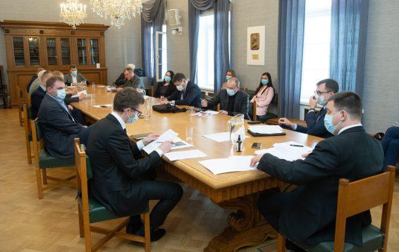 Riigikaitsekomisjoni istung