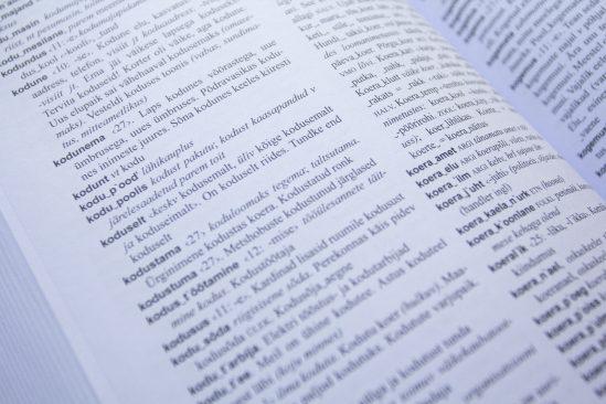 Õigekeelsussõnaraamat