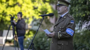 President of the Riigikogu on the Victory Day: It is our duty to hold and protect this beautiful country