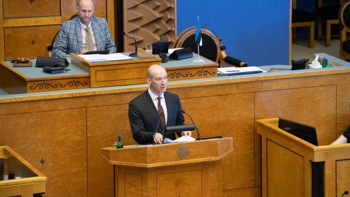 Eesti Panga president Madis Müller