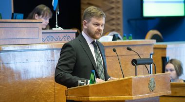 Finantsinspektsiooni juhatuse esimees Kilvar Kessler
