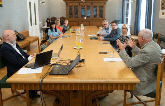 Kultuurikomisjon sai ülevaate Eesti Rahvusringhäälingu tegevusest
