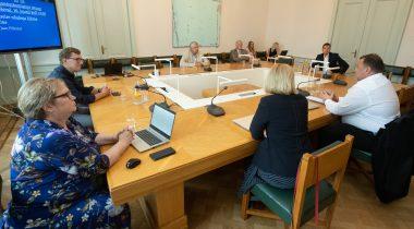 Комиссия по экономике назначила Яана Пиллесаара членом совета мониторинга развития. Foto: Erik Peinar
