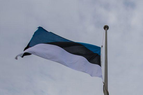 Eesti lipp. Foto: Erik Peinar