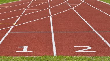 Tühi staadion. Foto: Pixabay