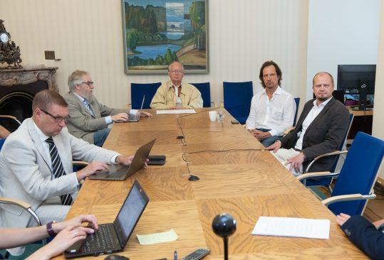 Riigikogu väliskomisjon