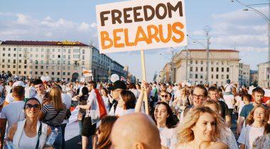 Valgevene valimised Foto: Pexels, Artem Podrez