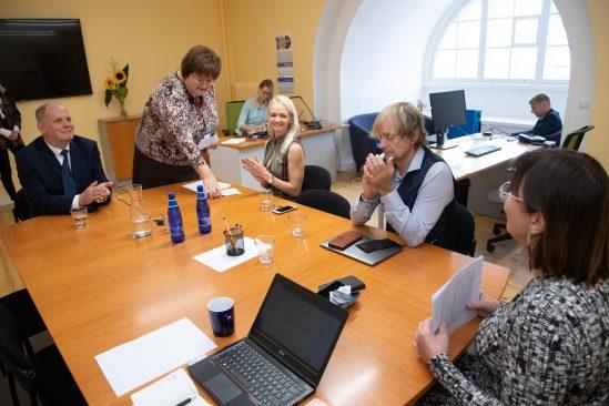 Новым председателем комиссии по проблеме для решения кризиса рождаемости стал Пеэтер Эрнитс. Foto: Erik Peinar