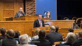 Riigikogu nimetas Urmas Volensi riigikohtunikuks