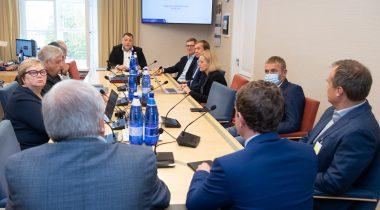 Majanduskomisjoni istung. Foto: Erik Peinar