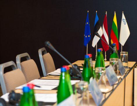 Balti Assamblee arutab koroonaviiruse mõjusid ja Eesti eesistumise ajal tehtut. Foto: Riigikogu