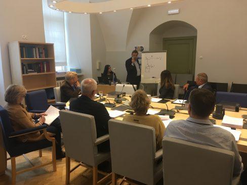 Õiguskomisjoni istung