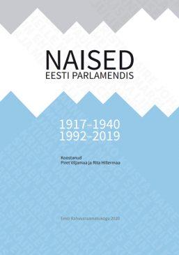 Väljaanne Naised Eesti parlamendis