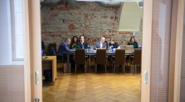 REKK komisjoni istung