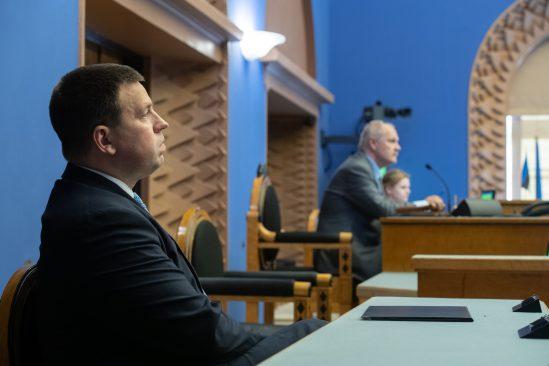 Peaminister Jüri Ratas. Foto: Erik Peinar