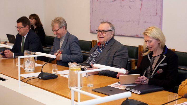 Kultuurikomisjoni istung