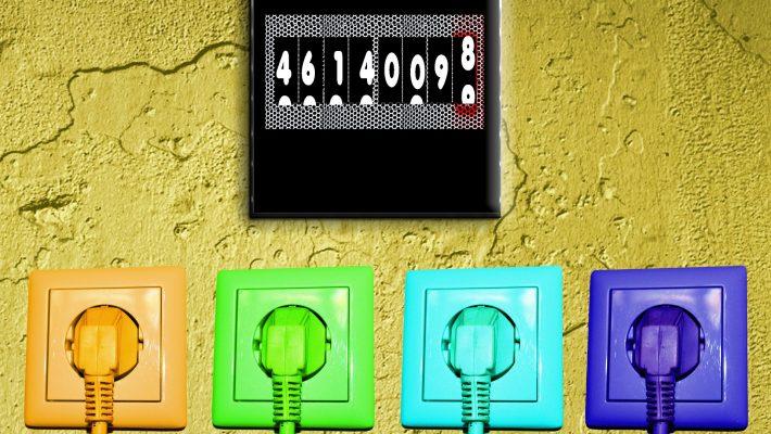 Energiatõhusus, elekter, arvesti Foto: pixabay.com