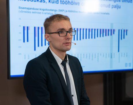 Arenguseire Keskuse ekspert Uku Varblane