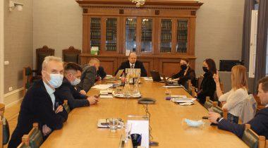 Põhiseaduskomisjoni istung abielu mõiste küsimuses