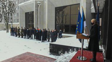 Tartu rahu aastapäev Foto: Raigo Pajula