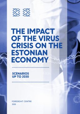 The impact of the virus crisis_front cover
