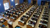Riigikogu täiskogu istung. Foto: Erik Peinar
