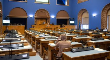 The Riigikogu amended the Imprisonment Act. Photo: Erik Peinar