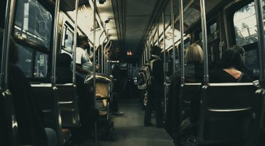 Buss, reisijad, ühistransport Foto: pixabay.com