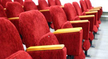 Teatrisaal. Foto: Pixabay