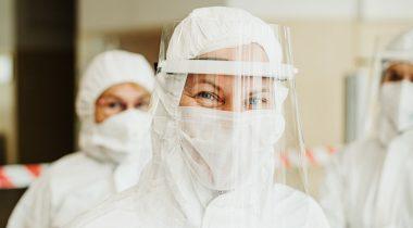 Tervishoiutöötajad. Foto: Pixabay