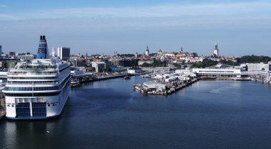 Tallinna sadam. Foto: Pixabay