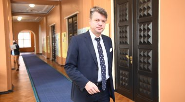 Erikomisjoni esimees Urmas Reinsalu