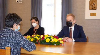 Marko Mihkelson kohtub Hispaania välisministriga