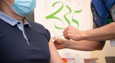 Vaktsineerimine, koroona, COVID