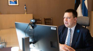 Riigikogu esimees Jüri Ratas arutas Soome ametikaaslasega töörände küsimusi